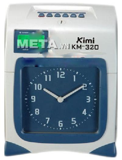 MÁY CHẤM CÔNG THẺ GIẤY: Kimi – KM320