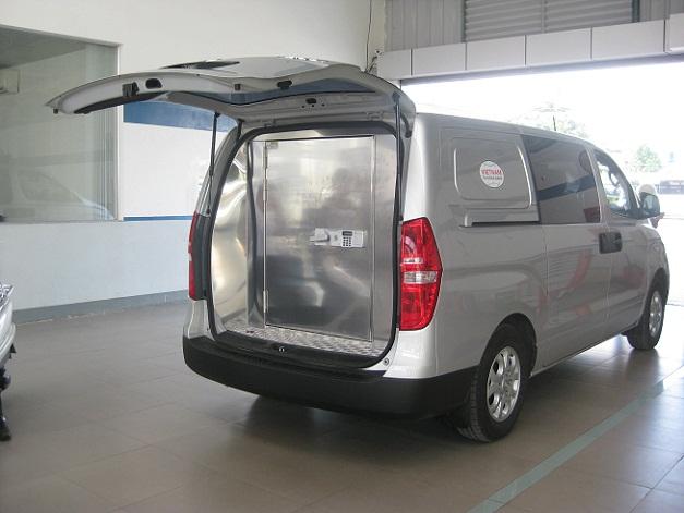 Xe chở tiền Hyundai