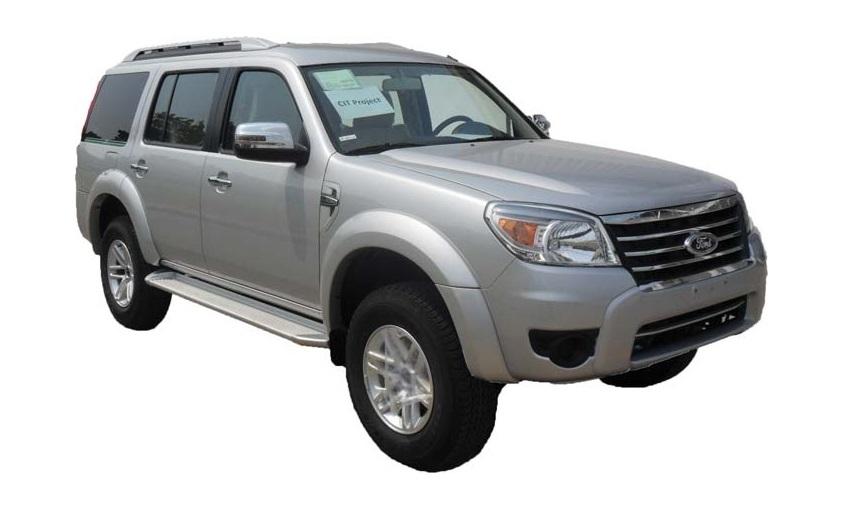 Xe ô tô chở tiền Ford Everest 3.0L TDCi