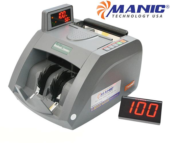 Máy đếm tiền MANIC B-9900(PN2019)