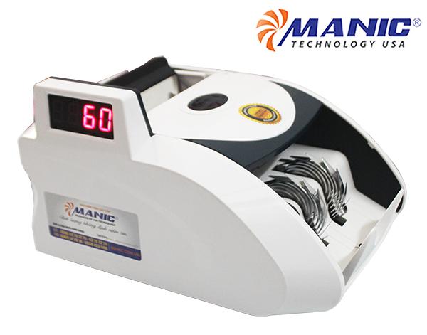 Máy đếm tiền MANIC B-3019
