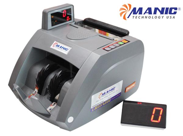 Máy đếm tiền Manic B-9898