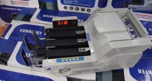 máy đếm tiền Xiudun 6688W